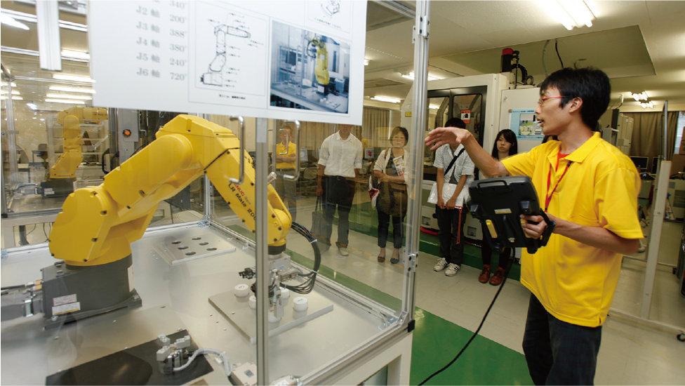 知能機械工学実験