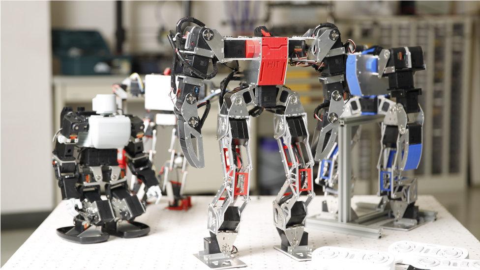ロボット運動制御