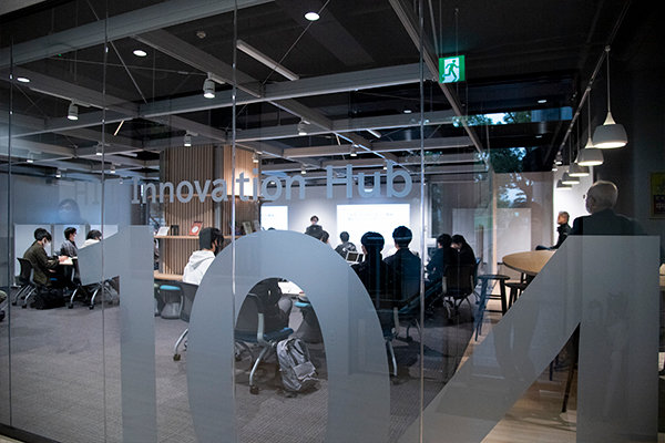 情報学部のHIT Innovation Hub