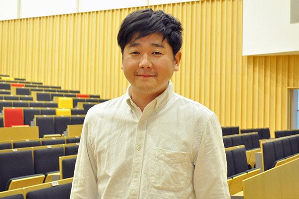 環境学部 建築デザイン学科 杉田宗准教授
