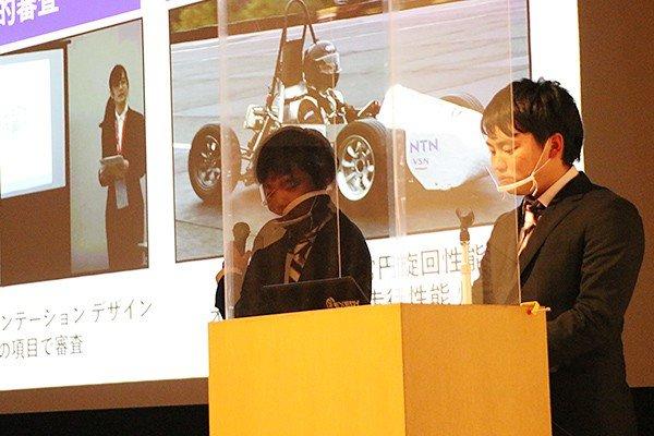 HIT Formula Projectは「小型レーシングカーの開発と全日本学生フォーミュラ大会参戦」についてのプレゼン