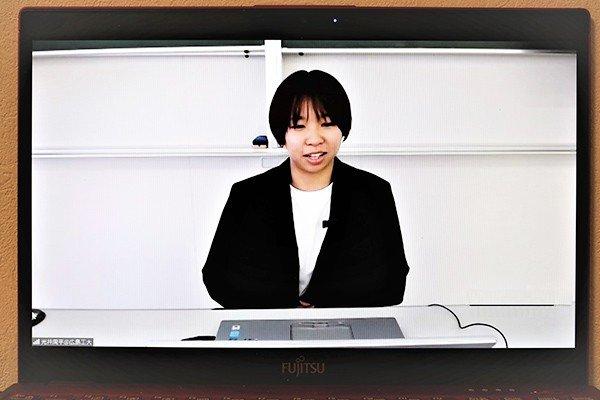 1年生から同プロジェクトに参加し、今年度のJCDセンター幹事長も務める和左田さん