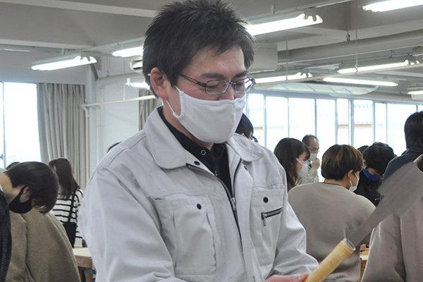 今年度授業を担当した森田教授