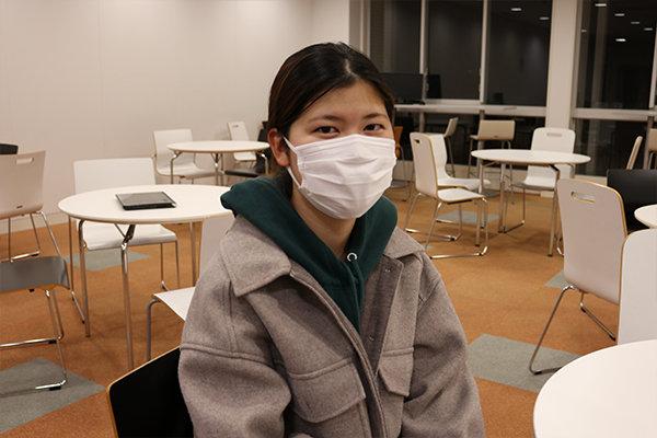 違う国のことを知ることで、自国への理解が深まると話す和田さん