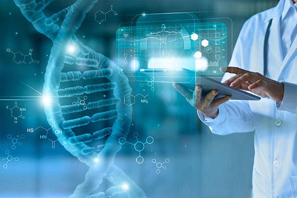 AIの機械学習が発達したことで、遺伝子解析に要する時間が大幅に短縮できました。(イメージ写真)
