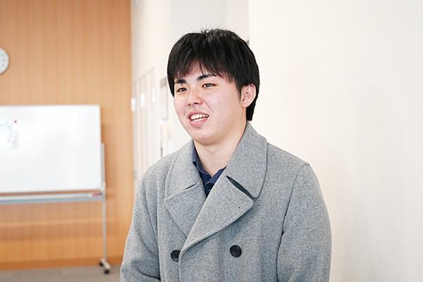 「説明会に参加できなかった友人とも制度の情報を共有します。」と小川さん。