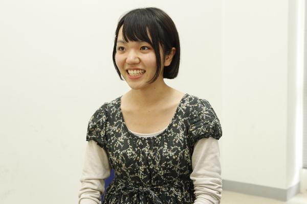「アイマスクをつけているとき、歩く距離がすごく長く感じましたが、言葉で説明してもらえることで安心できました」と西川さん。
