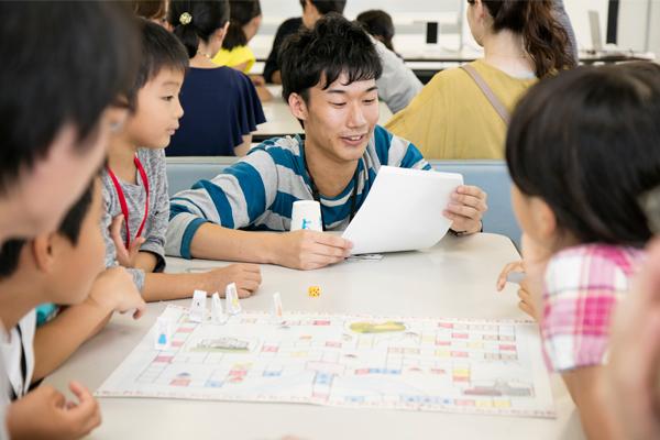 クイズの答えを真剣に考える子どもたちの姿も印象的でした。しっかりと学びにつながったようです。