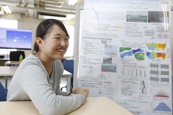 瀬戸内海は潮流の激しいところが多いため、長岡さんの研究をもとに、そのエネルギーの有効活用が期待されます。