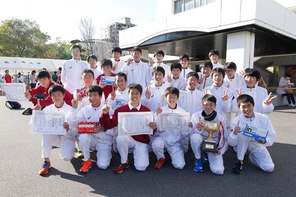 ゼミ・一般の部は1位から3位まで広島工業大学高等学校のチームが独占。高校生が大会を盛り上げてくれました。おめでとう&ありがとう!