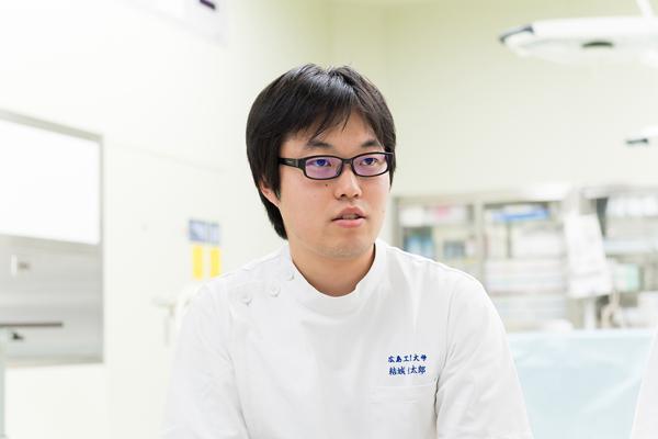 結城さん(岡山県立勝山高校)「医師や看護師と対等に議論しながら医療を進めるため、臨床工学技士は普段から勉強やトレーニングを積んでいます。私たちの装置がそういった臨床工学技士の訓練の役に立てば嬉しいですね」
