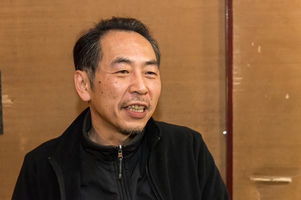 宮島で宿泊施設を営む菊川さん。「テーマを見つけて取り組もうという学生たちの姿には感心しました。彼らの活動が事例として積み重なっていけば、後輩たちにとってもいい刺激になるし、活動内容もさらにレベルアップしていくだろうと期待しています」と学生たちにエールを送ってくださいました。