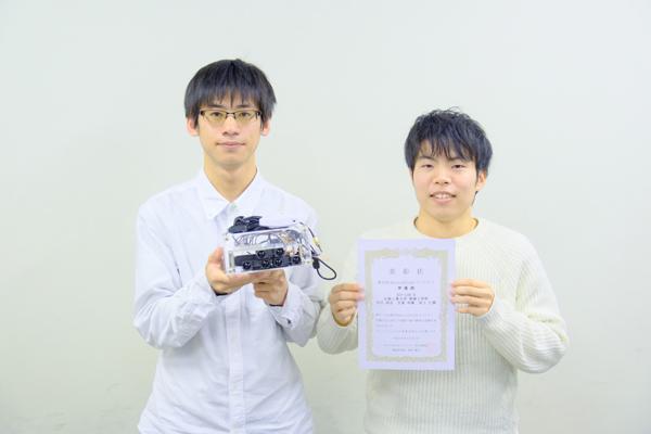 吉川さん(左)と吉冨さん