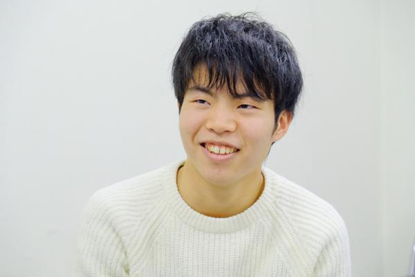 吉冨和樹さん「システム開発を一から順序立てて作り上げる経験は貴重でした。このプロジェクトに関わっていたからこそ、クラウドサービスやIoTといった最新技術の一端に触れることができたのだと思います」