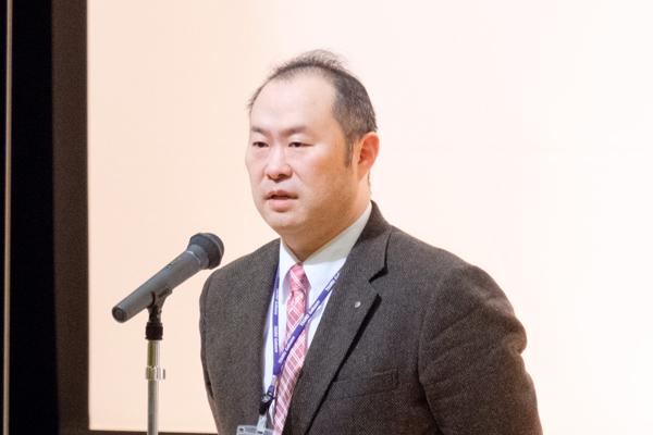 「うまくいかなかったときに、失敗の原因を考えることも大切」と豊田就職部長