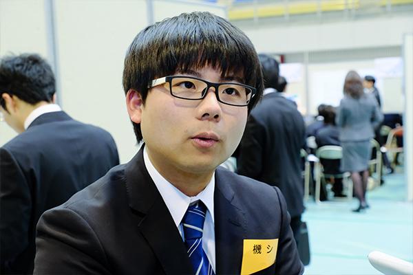「危機感を持って、全力で臨みたい」と坂村さん
