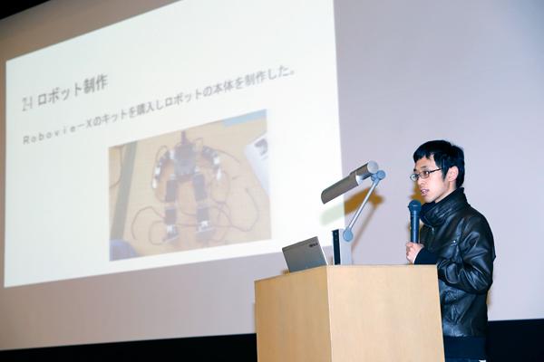 「他の人が製作したロボットをたくさん見ることができ、ロボット製作に対するモチベーションが向上しました。来年度も大会に参加して、上位を目指したいです」(HITチャレンジャー)