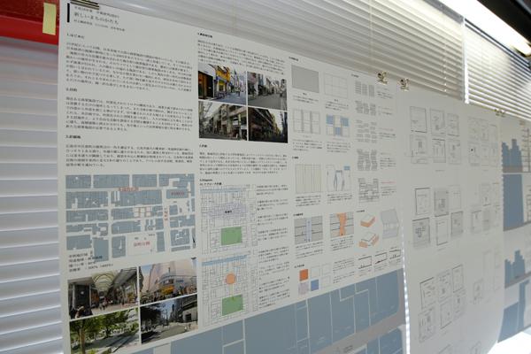 計画にあたり、自分自身で周辺の商業施設も綿密に調査。それぞれの特性や弱点などを研究して、自身の設計する商業施設に生かしました。「地域のにぎわいの核となるような施設を目指しました」