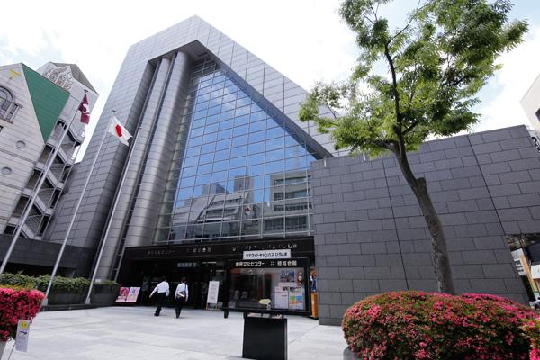 会場となったのは、広島県民文化センター5階にある「サテライトキャンパスひろしま」大講義室です。