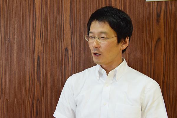 「人と自然の調和を大切にすることが、よりよい未来につながります」と岡先生。