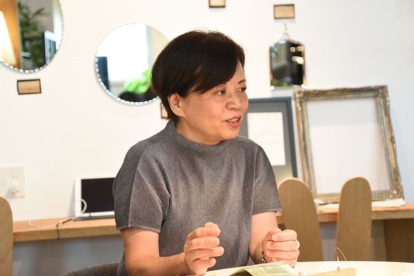 平田圭子先生