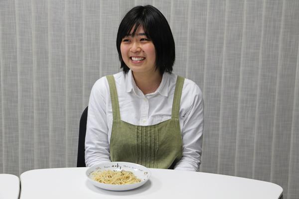 「世の中のニーズに応えるための試行錯誤は、貴重な経験でした」と語る鈴木さん
