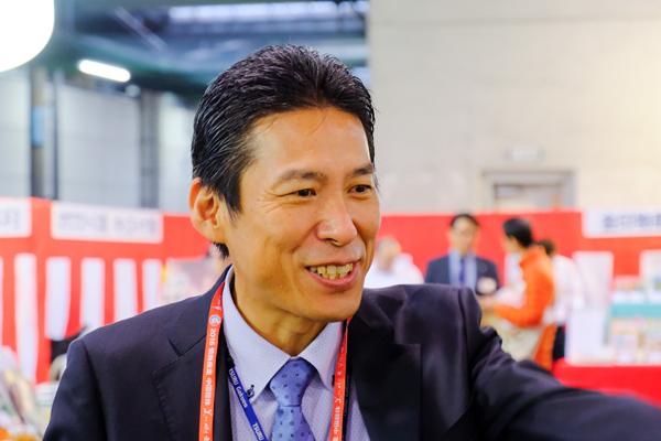 生命学部 食品生命科学科 角川幸治教授