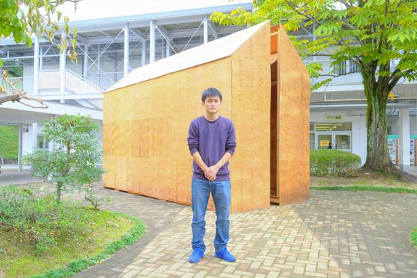 「最優秀賞になった喜びと、建てても大丈夫だろうかという不安がありました」と門田さん