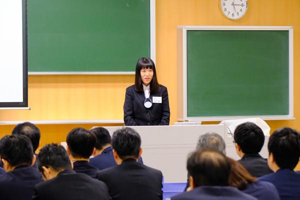 「コミュニケーション力の向上にもつながりました」と中田さん