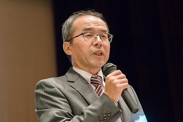 ダム事業の発注主体である錦川総合開発事務所の所長・村岡氏は、広島工業大学のOB(当時の土木工学科卒)でもあります。「建設業の使命は、人々の生活を守ること。その真の使命を忘れないでください。そして近い将来、同じ現場で仕事ができたらいいですね」
