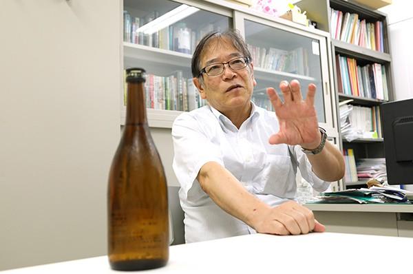 「今後も研究を重ね、地域の財産となるような清酒酵母を1つでも多く開発していきたいですね」と土屋先生。