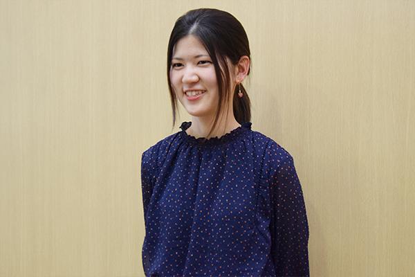 「1年次は緊張して留学生に話しかけられませんでしたが、今は自分から話しかけられるようになりました」と和田さん。