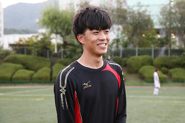 「後輩が先輩のモノマネをすることも。練習以外は和気あいあいとしています」と檜和田さん。