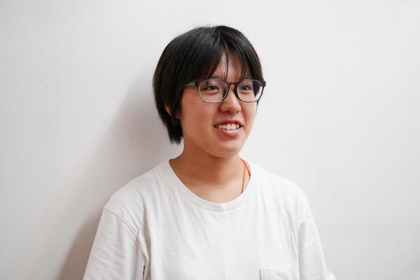 「高額で購入できなかった本を、選べるのがうれしいですね」と平川さん。