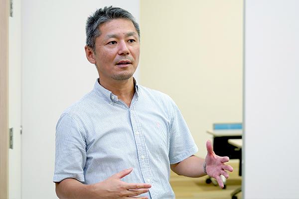 「広島工大生は、素直で知的好奇心が旺盛な人が多い印象ですね」と本田さん。