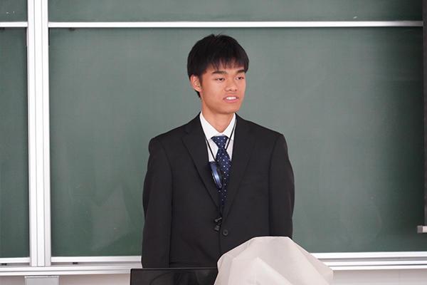 「もっと中国語を学習し、中国語検定を取得したい」と手島さん。