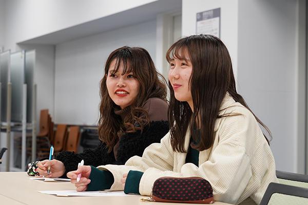 笹木さんは雑談で場に笑いを織り交ぜながら、和やかな雰囲気で進行していきます。