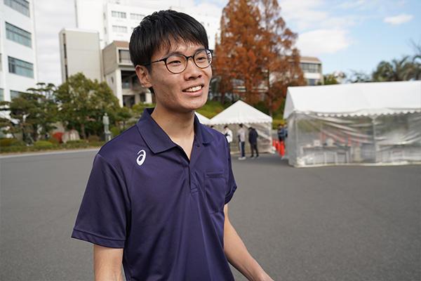 「まさか2チームとも表彰台に上がるとは思わなかった」と、驚きを隠せない三山さん。