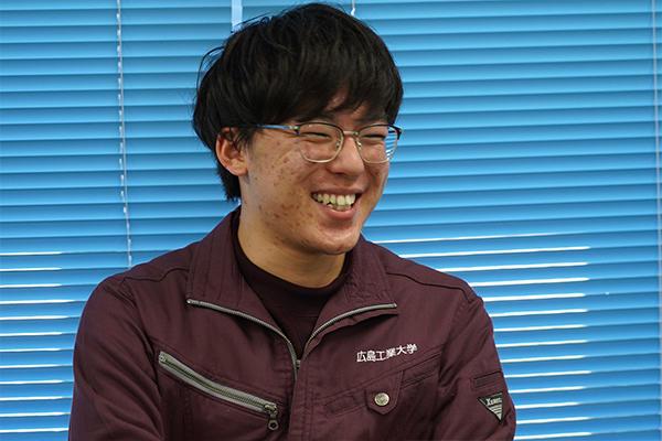 「今は達成感でいっぱい。無事終わって嬉しくもあり、少し寂しくもありますね」と満面の笑みの山本さん。